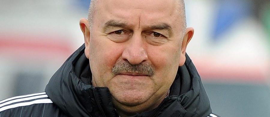 Stanisław Czerczesow został oficjalnie selekcjonerem piłkarskiej reprezentacji Rosji. Były trener Legii Warszawa otrzymał zadanie przygotowania zespołu do mistrzostw świata, które w 2018 roku odbędą się właśnie w Rosji.