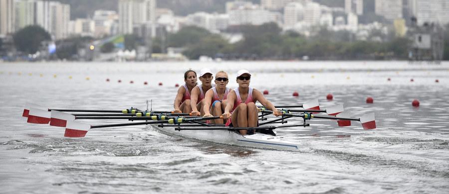 Czwórka podwójna kobiet w składzie: Monika Ciaciuch, Agnieszka Kobus, Maria Springwald, Joanna Leszczyńska zajęła trzecie miejsce w finale wioślarskich regat olimpijskich w Rio de Janeiro. Gratulujemy!