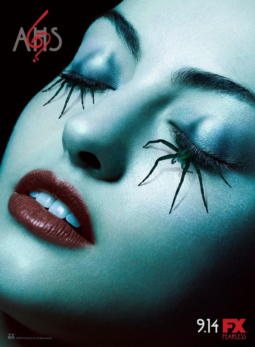 """Szósty sezon serialu """"American Horror Story"""" zadebiutuje 15 września. o godz. 23, na kanale Fox."""