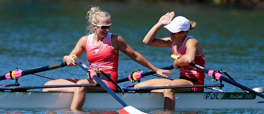 Kobieca dwójka podwójna Magdalena Fularczyk-Kozłowska i Natalia Madaj zajęła pierwsze miejsce w finale wioślarskich regat olimpijskich w Rio de Janeiro. Polki pokonały osadę Wielkiej Brytanii o niespełna sekundę. Trzecie miejsce zajęły Litwinki.