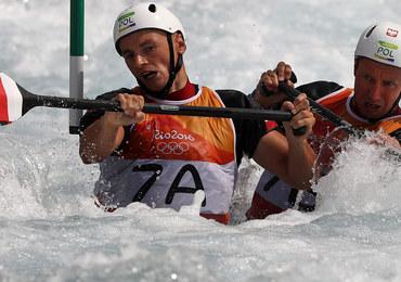 Rio 2016. Polscy kajakarze górscy na 5. miejscu w finale slalomu C2