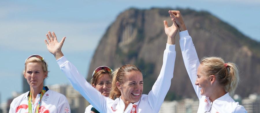 """""""To był bieg życia. Było ciężko, ale wiedziałyśmy, że tak będzie. To są igrzyska. My to zrobiłyśmy, wierzyłyśmy do końca, mimo że warunki były straszne. Wiało, ale to zrobiłyśmy. To jest szok, nie wiem, co powiedzieć"""" – mówiła w czwartek Magdalena Fularczyk-Kozłowska po tym jak z Natalią Madaj wywalczyły w Rio de Janeiro złoty medal igrzysk w wioślarskim wyścigu dwójek podwójnych. Wyścig był pełen emocji i rozstrzygnął się na ostatnich metrach. Polki cały czas goniły brytyjską parę."""