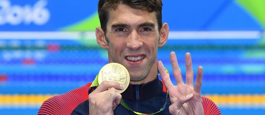 Amerykański pływak Michael Phelps zdobył już 22 złote medale olimpijskie. W czwartek w Rio de Janeiro triumfował na 200 m stylem zmiennym. To czwarte igrzyska z rzędu, na których był najlepszy w tej konkurencji. Nikt wcześniej nie dokonał takiej sztuki.