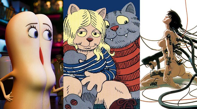"""O tym, że animacja wcale nie musi być przeznaczona dla dzieci, twórcy filmowi przekonywali już w latach 20. XX wieku. Wtedy na ekranach kin wyświetlano pornograficzne kreskówki, które były tak ordynarne, że dekadę później ich zakazano. Animacje dla dorosłych na swój przełom musiały więc czekać aż do lat 70. ubiegłego wieku. Od tego czasu pojawiają się jednak regularnie. Z okazji premiery jednej z nich, """"Sausage Party"""", prezentujemy siedem najbardziej niecenzuralnych animacji w historii kina."""
