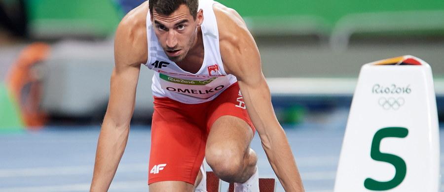 Rafał Omelko (AZS AWF Wrocław) zakwalifikował się do półfinału biegu na 400 metrów w igrzyskach olimpijskich w Rio de Janeiro. Wprawdzie polski lekkoatleta zajął czwarte miejsce w swoim biegu eliminacyjnym, ale uzyskał czas 45,54, który wystarczył do awansu.