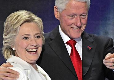Bill Clinton: Hillary popełniła błąd