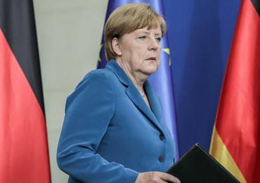 Ponad połowa Niemców niezadowolona z polityki uchodźczej Merkel