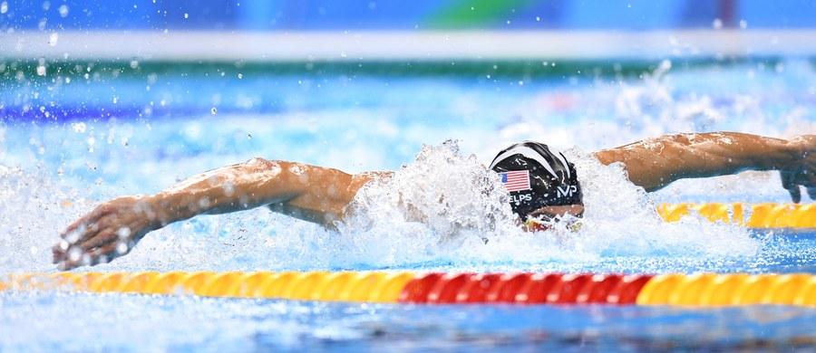 Amerykański pływak Michael Phelps zdobył już 23 złote medale olimpijskie. W sobotę w Rio de Janeiro triumfował w sztafecie 4x100 m stylem zmiennym. To był 1001. złoty medal olimpijski wywalczony dla USA.