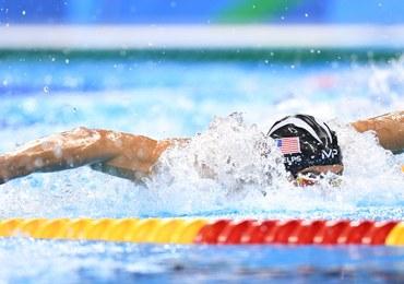 Rio 2016. Michael Phelps z kolejnym złotem!