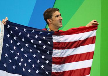 """Rio 2016. Michael Phelps kończy karierę. """"Myślałem, że się rozpłaczę"""""""
