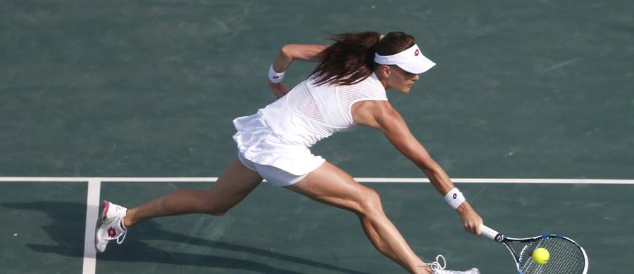 Agnieszka Radwańska wciąż sklasyfikowana jest na piątym miejscu w światowym rankingu tenisistek. Jedyna zmiana w czołówce to awans Hiszpanki Garbine Muguruzy z czwartej na trzecią pozycję kosztem Rumunki Simony Halep. Prowadzi nadal Amerykanka Serena Williams.