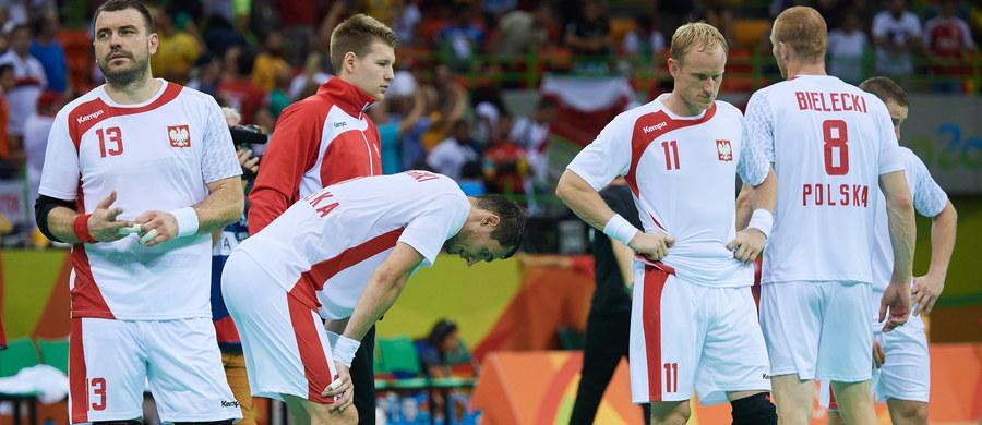 Polscy piłkarze ręczni awansowali do ćwierćfinału turnieju olimpijskiego w Rio de Janeiro. Stało się tak dzięki wygranej Niemiec z Egiptem 31:25. Wcześniej Polacy przegrali ze Słowenią 20:25