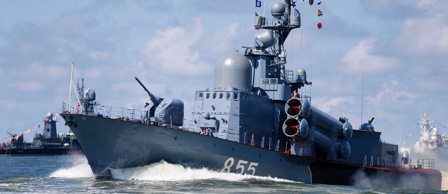 Rosyjska marynarka wojenna rozpoczęła w poniedziałek we wschodniej części Morza Śródziemnego ćwiczenia taktyczne - podał resort obrony. Według Moskwy sprawdzana jest zdolność jednostek do działania w sytuacji kryzysowej wywołanej zagrożeniem terrorystycznym.
