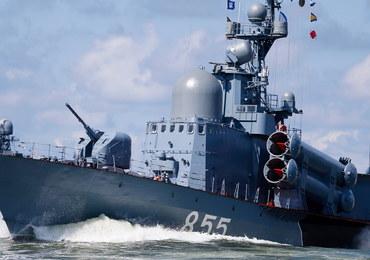 Rosja rozpoczęła manewry na Morzu Śródziemnym. To na wypadek ataku terrorystycznego
