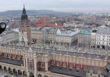 IMGW ostrzega: Smog może dziś wrócić do Krakowa