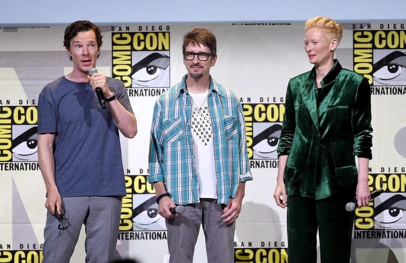 """Benedict Cumberbatch opowiedział o """"Doktorze Strange"""", najnowszej adaptacji komiksów Marvela, w której pojawi się w tytułowej roli. """"Stephen Strange to człowiek, który wiele znosi. I to sprawia, że jest superbohaterem"""" - wyznał gwiazdor."""