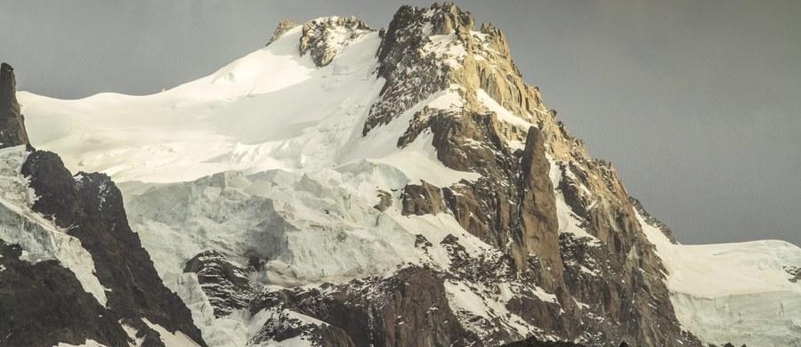 Trzech wspinaczy zginęło w lawinie na Mont Maudit, w masywie Mont Blanc. Jedną z ofiar jest Polka z brytyjskim obywatelstwem.