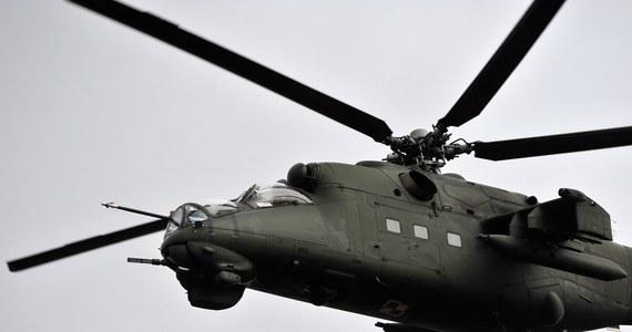 Nietypowa sytuacja podczas pikniku lotniczego w Nowym Targu. Okradziono wojskowy śmigłowiec Mi-24. Do incydentu doszło w niedzielę.