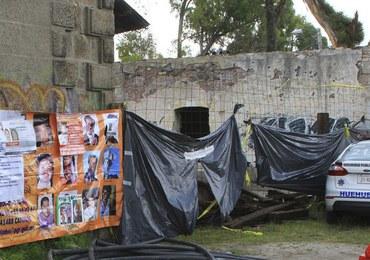 """Masowe groby w Meksyku: Ponad 26 tys. zaginionych. """"Znajdujemy do 20 ciał dziennie"""""""