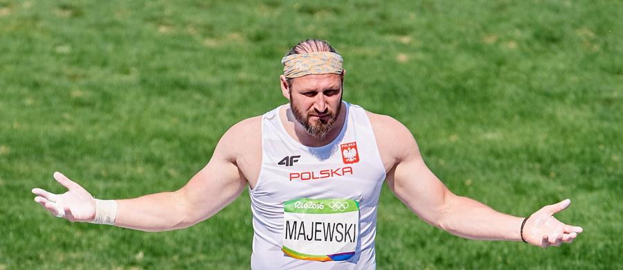 """Dwukrotny mistrz olimpijski Tomasz Majewski szóstym miejscem i wynikiem 20,72 w Rio de Janeiro zakończył swoją przygodę z igrzyskami. """"Pewnie brąz był w zasięgu, ale szybciej Konrada Bukowieckiego, niż w moim. To koniec mojej olimpijskiej przygody"""" – oświadczył. """"Udawało mi się przez kilkanaście lat być na szczycie, w światowej czołówce. Miałem piękne osiem lat kariery, może te ostatnie sezony nie były wspaniałe, bo zdrowie zaczęło się sypać, ale w tym ostatnim udało się jakoś wszystko wyprostować i był całkiem niezły"""" – podkreślił. Do zakończenia kariery pozostały mu cztery konkursy."""