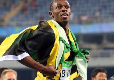 Usain Bolt zdobywcą 9. złotego medalu olimpijskiego: Jestem największy
