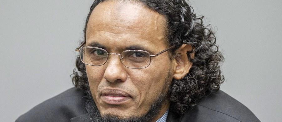 Proces islamisty Ahmada Al Faqiego Al Mahdiego, oskarżonego w związku ze zniszczeniem starożytnych grobowców w Timbuktu na północy Mali, rozpoczął się w poniedziałek przed Międzynarodowym Trybunałem Karnym w Hadze. Oskarżony przyznał się do winy.