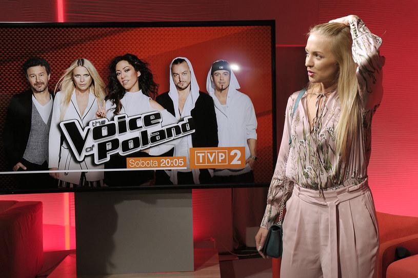 """W nowej edycji """"The Voice of Poland"""", w odcinkach na żywo, do grona prowadzących dołączy Barbara Kurdej-Szatan. """"Już nie mogę doczekać się listopada"""" - mówi gwiazda."""