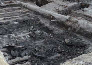 Lublin: Odnaleziono ślady drewnianej ulicy sprzed kilkuset lat