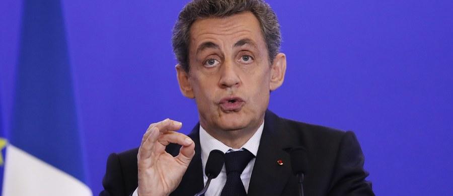 Nicolas Sarkozy chce znów zostać prezydentem Francji. Swoją kandydaturę w wyborach prezydenckich zaplanowanych na kwiecień przyszłego roku ogłosił na Facebooku i Twitterze. Sarkozy musi jeszcze uzyskać nominację swej partii Republikanie podczas listopadowych prawyborów.