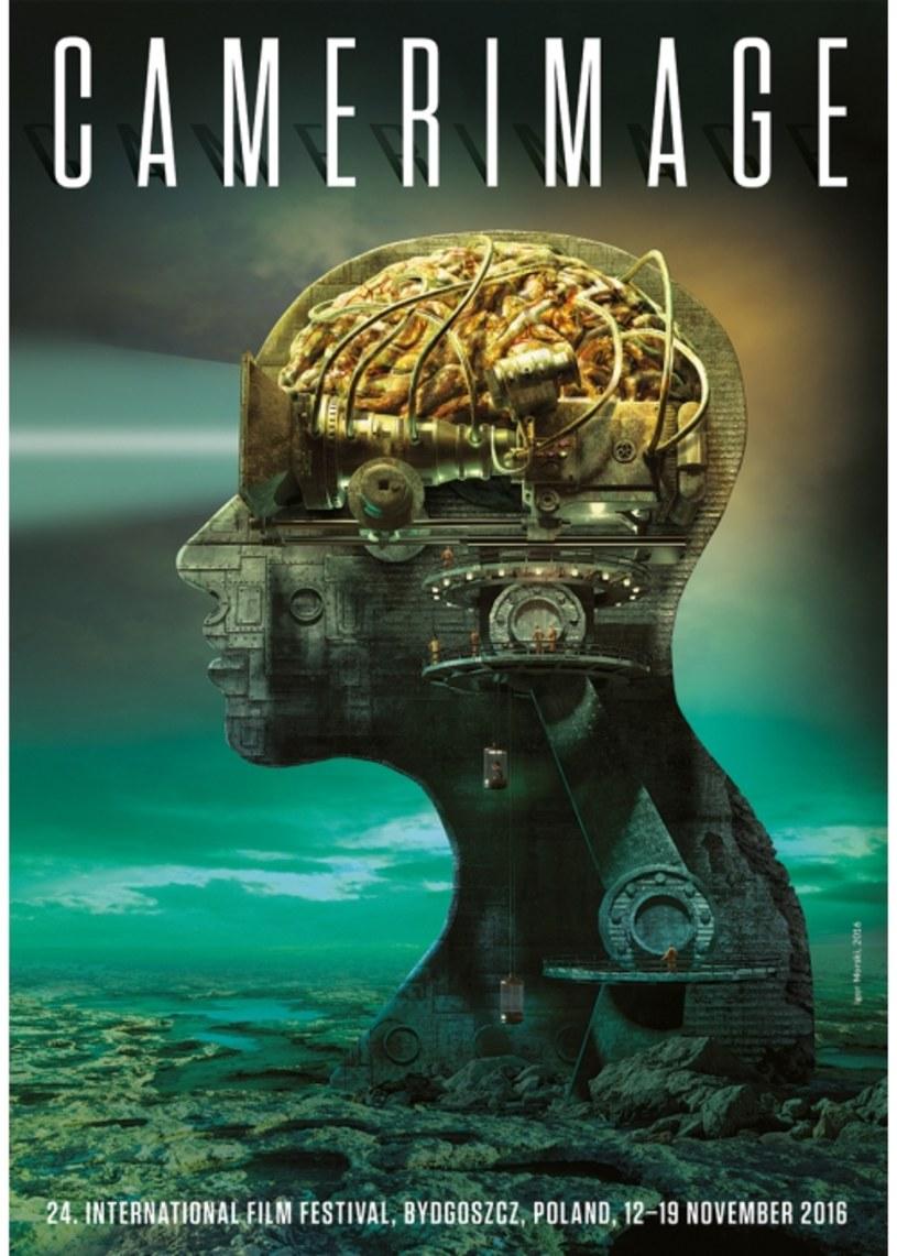 Organizatorzy właśnie zaprezentowali oficjalny plakat tegorocznej edycji Międzynarodowego Festiwalu Sztuki Autorów Zdjęć Filmowych Camerimage.