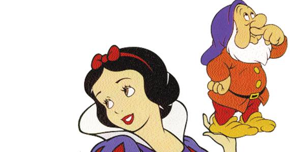 Królewna Śnieżka kreskówka sex wideo