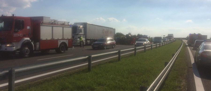 Tragiczny wypadek na obwodnicy Lublina. Pięć osób nie żyje, dwie są ciężko ranne. Informację o tym zdarzeniu dostaliśmy na Gorącą Linię RMF FM.
