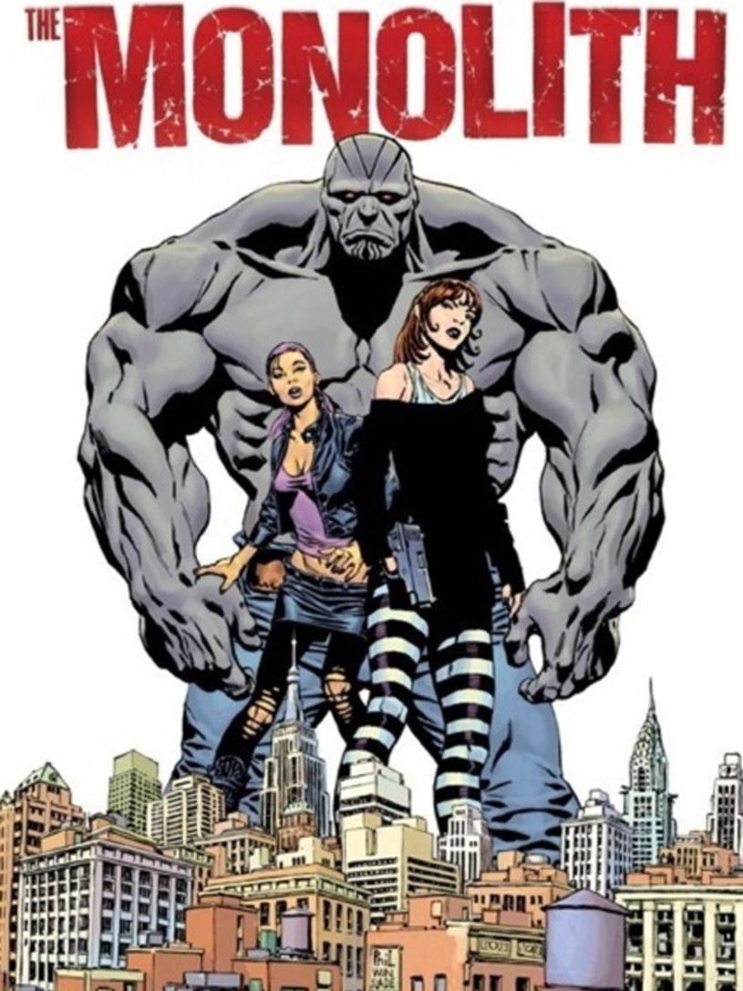 """Wytwórnia Lionsgate wykupiła prawa do adaptacji komiksu """"The Monolith"""" autorstwa Justina Graya i Jimmy'ego Palmiotti. Film wyreżyseruje Dave Wilson, szef działu kreatywnego wytwórni Tima Millera, twórcy """"Deadpoola""""."""