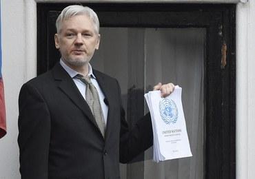 Assange: Przed wyborami w USA Wikileaks ujawni dokumenty w sprawie Clinton