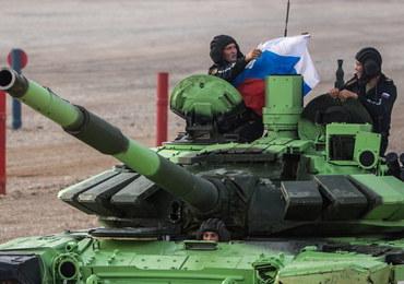 Rosyjskie manewry wojskowe w Czeczenii i Dagestanie