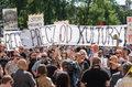 Protest w Teatrze Polskim po wyborze nowego dyrektora