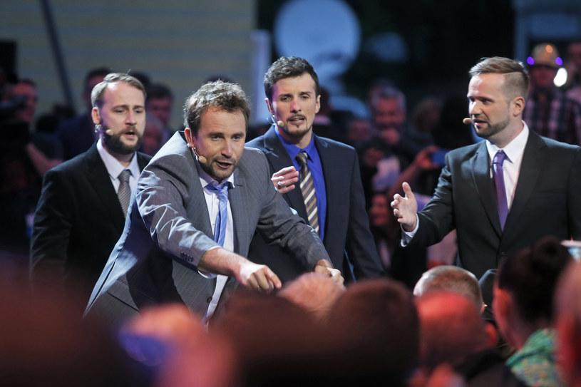 """""""Kabaret na Żywo"""" to rozrywkowa nowość jesieni na antenie Polsatu. Premierowy odcinek wyemitowany zostanie w niedzielę, 4 września, o godz. 20."""
