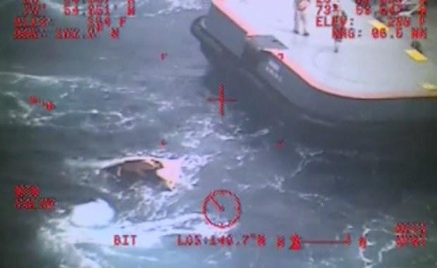 Narodowej Radzie Bezpieczeństwa Transportu USA udało się odzyskać zapis czarnej skrzynki statku El Faro. Wśród członków załogi statku, który zatonął byli także Polacy. Nagranie ma aż 26 godzin.