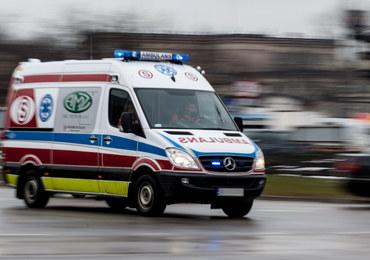 Dramat w Małopolsce. Mężczyzna podpalił swoją żonę, ucierpiało też dziecko
