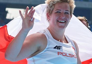 Anita Włodarczyk pobiła własny rekord świata w rzucie młotem
