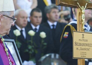 """Prezydent: Pogrzeb """"Inki"""" i """"Zagończyka"""" przywraca godność państwu polskiemu"""