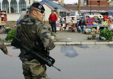 Zatrzymano 24 Albańczyków protestujących przeciwko wizycie Serbów