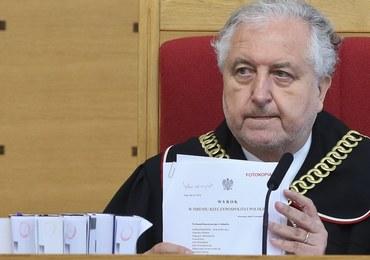 Rzepliński o śledztwie w sprawie niedopuszczenia sędziów: To bezprawie