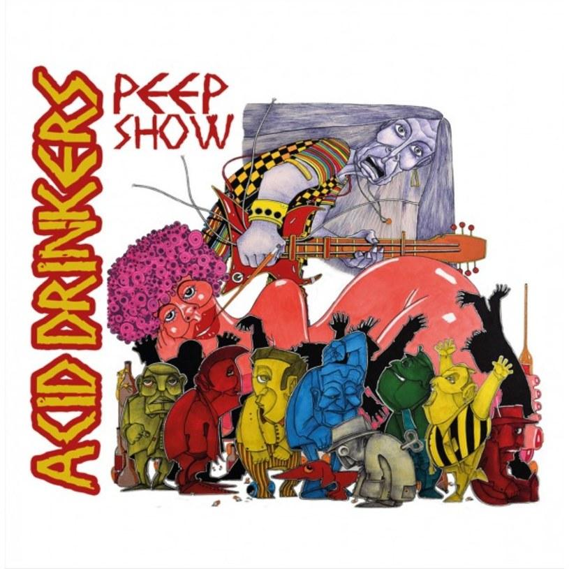 """23 września do sprzedaży trafi nowa płyta Acid Drinkers - """"Peep Show""""."""