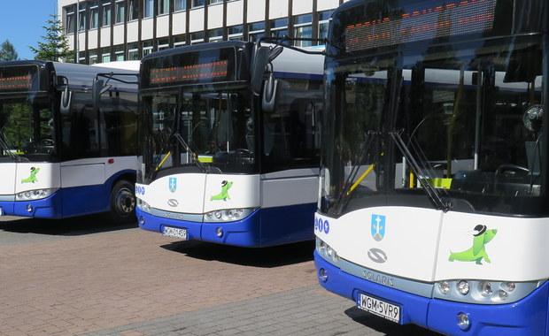 """Od jutra (1 września) komunikacja miejska w Zakopanem powiększy się aż dwukrotnie. To znaczy, że zamiast jednej linii, po której jeżdżą dwa autobusy, będą dwie linie i cztery """"solarisy"""". Autobusami komunikacji miejskiej będzie można dojechać nie tylko na Olczę czy Harendę, ale także na Cyrhlę i Krzeptówki. Bezpośrednie połączenie zyska więc wschodni i zachodni kraniec miasta."""