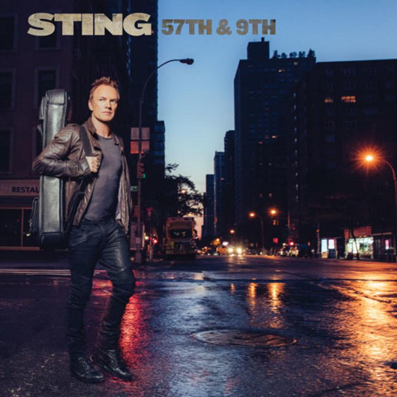 """Na antenie RMF FM odbyła się premiera singla """"I Can't Stop Thinking About You"""", która zapowiada nową płytę Stinga - """"57th & 9th""""."""