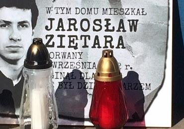"""24 lata od zaginięcia dziennikarza Jarosława Ziętary. """"Miał udać się do redakcji, został porwany"""""""