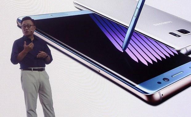 Gigant branży elektronicznej Samsung Electronics ogłosił, że wycofuje ze sprzedaży smartfony Galaxy Note 7, gdyż niektóre zapaliły się lub eksplodowały podczas ładowania. Firma przygotuje urządzenia zastępcze dla klientów, którzy nabyli wadliwy model.