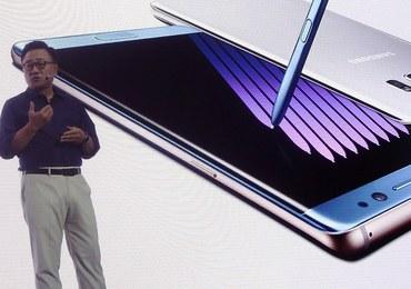 Samsung wstrzymuje sprzedaż telefonów Galaxy Note 7
