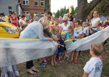 Plac zabaw w Dobroszycach oficjalnie otwarty!